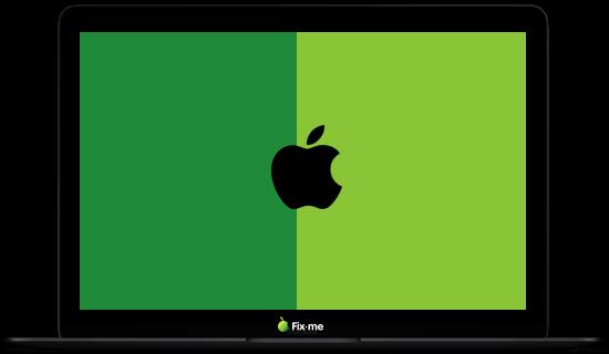 на mac при загрузке светится папка со знаком вопроса